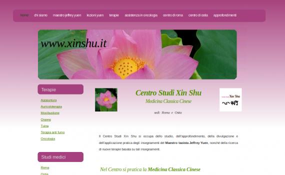 Centro Studi Xhin Shu